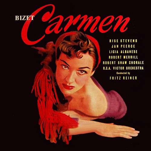 Carmen by RCA Victor Orchestra