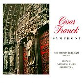 Cesar Franck Symphony In D Minor by The French National Radio Orchestra