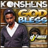 God Bless - Single by Konshens