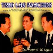 Sus Mejores 40 Éxitos by Trio Los Panchos