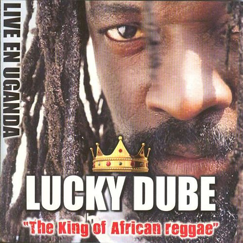 Lucky Dube Live In Uganda (The King of African Reggae) by Lucky Dube
