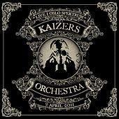 Live i Oslo Spektrum 9. april 2011 by KAIZERS ORCHESTRA
