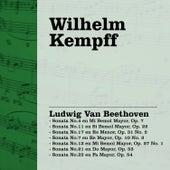Wilhelm Kempff Interpreta Beethoven Vol.II - 32 Sonatas para Piano by Wilhelm Kempff