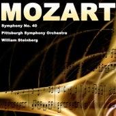 Mozart Symphony No. 40 by Pittsburgh Symphony Orchestra