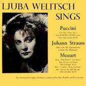 Ljuba Welitsch Sings by Ljuba Welitsch