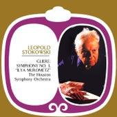 Gliere Symphony No. 3 by Houston Symphony Orchestra