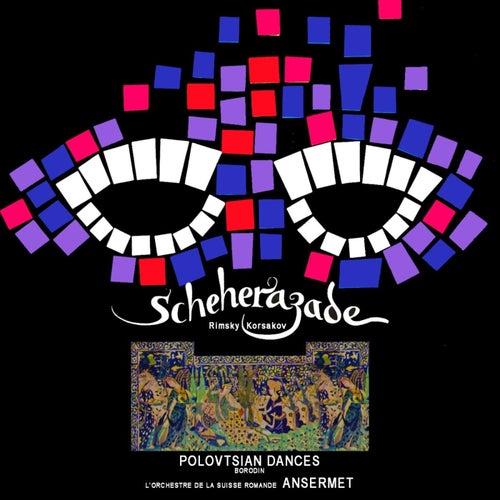 Scheherazade Symphonic Suite by L'Orchestra de la Suisse Romande