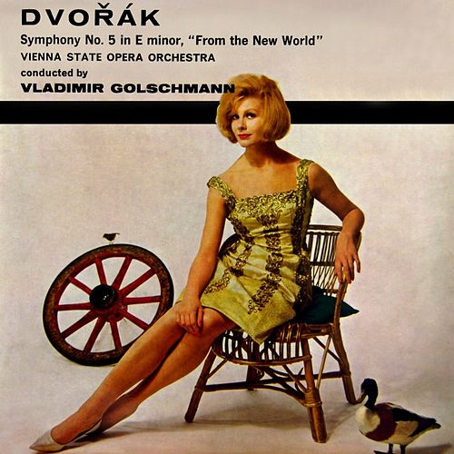 Dvorak Symphony No. 5 by Vienna State Opera Orchestra