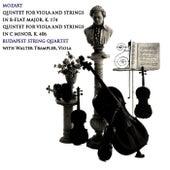 Mozart Quintets by Budapest String Quartet