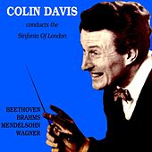 Colin Davis Conducts The Sinfonia Of London by Sinfonia Of London