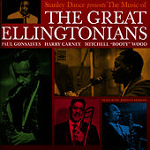 Stanely Dance Presents The Music Of The Great Ellingtonians by Paul Gonsalves