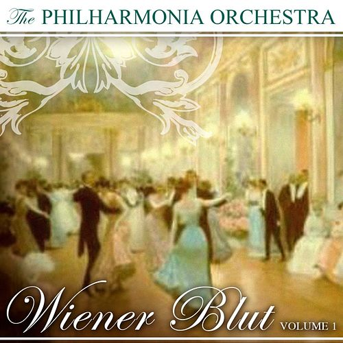 Wiener Blut Volume I by Philharmonia Orchestra