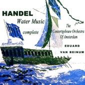 Handels Water Music von Concertgebouw Orchestra of Amsterdam