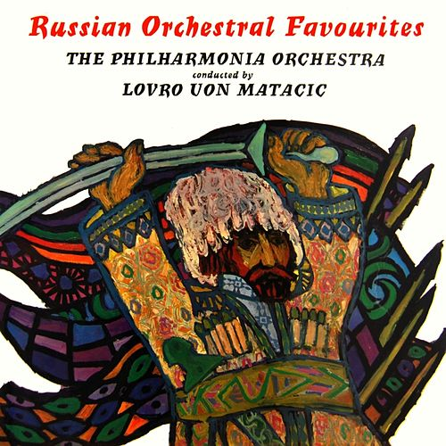 Russian Orchestral Favourites by Philharmonia Orchestra