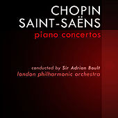 Chopin/Saint-Saens Piano Concertos by London Philharmonic Orchestra