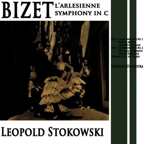 Bizet L'arlesienne Symphony In C by Leopold Stokowski