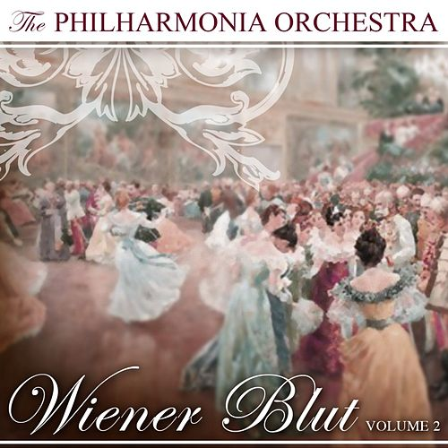 Wiener Blut Volume II by Philharmonia Orchestra