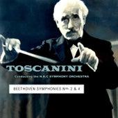 Beethoven Symphony No. 2 & Symphony No. 4 by NBC Symphony Orchestra