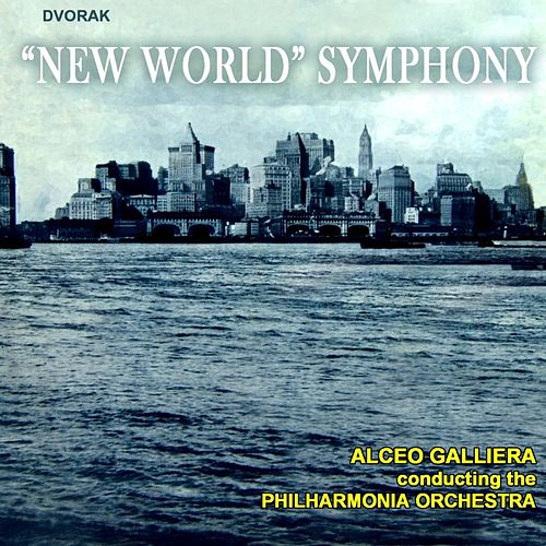 Dvorak New World Symphony by Philharmonia Orchestra