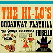 Broadway Playbill by The Hi-Lo's