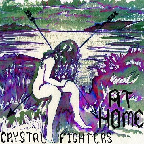 At Home Remix EP by Crystal Fighters