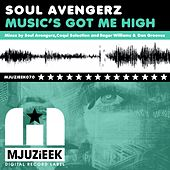 Music's Got Me High by Soul Avengerz