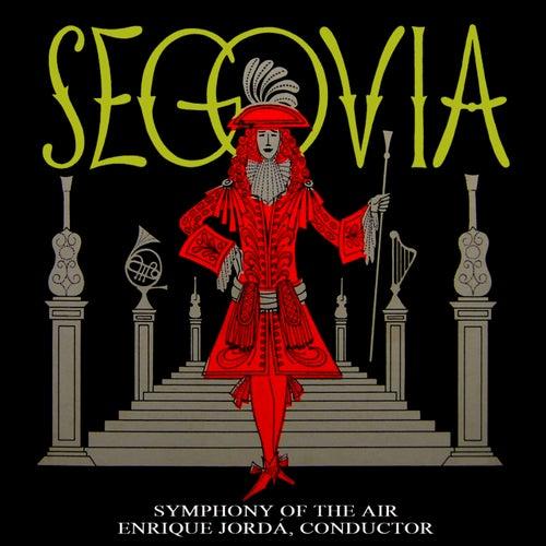 Segovia by Andres Segovia