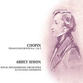 Chopin Piano Concertos No. 1 And 2 by Royal Philharmonic Orchestra
