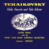 Tchaikovsky Violin Concerto & Valse Schro by Leonid Kogan
