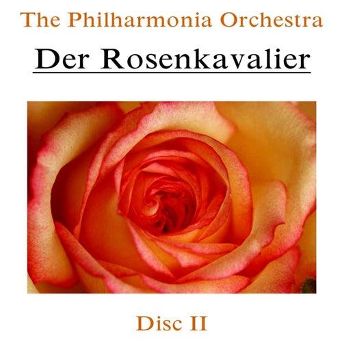 Der Rosenkavalier (Disc II) by Philharmonia Orchestra
