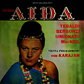 Verdi Aida by Vienna Philharmonic Orchestra