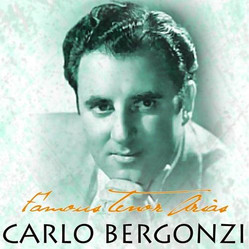 Famous Tenor Arias by Carlo Bergonzi