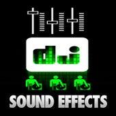 DJ Sound Effects (DJ Sound Fx, Air Horn, Siren, Gun, Explode, Intro, Scratch, Dj, Deejay, Club, Party, Remix, Tools, Fx, Sample, Radio) by DJ Sound Effects