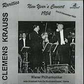 New Year's Concert 1954 by Various Artists