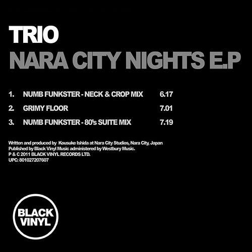 Nara City Nights Ep by Trio