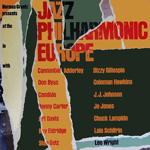 Jazz At The Philharmonic In Europe by Various Artists
