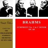 Brahms Symphony No. 1 by New York Philharmonic
