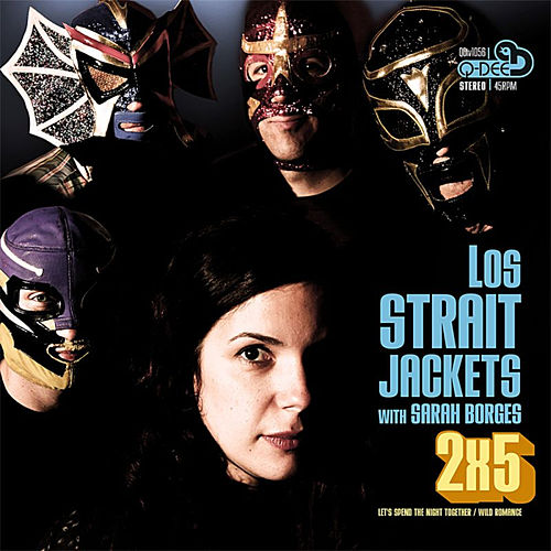 Q Dee Rock and Soul #11 by Los Straitjackets