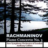 Rachmaninov Piano Concerto No. 3 by New Symphony Orchestra of London
