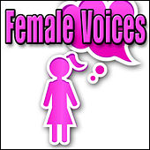 Female Voices: Sound Effects by Sound Effects Library