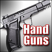 Hand Guns: Sound Effects by Sound Effects Library