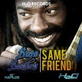 Same Friend - Single by Buju Banton