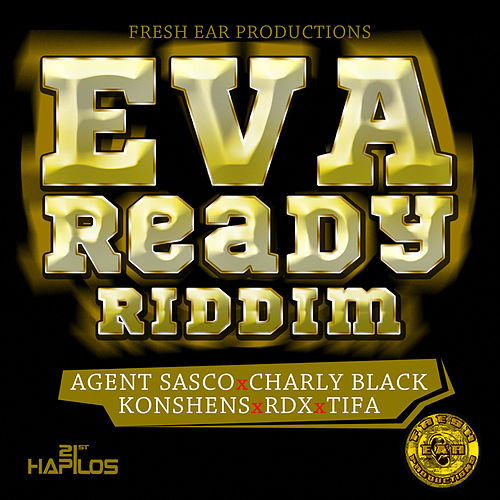 Eva Ready Riddim by Various Artists