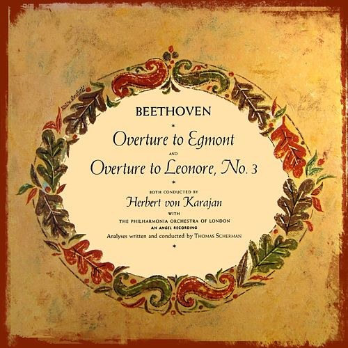 Overture To Egmont by Philharmonia Orchestra