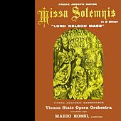 Missa Solemnis In D Minor by Vienna State Opera Orchestra