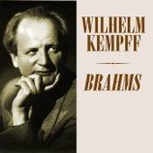 Brahms by Wilhelm Kempff