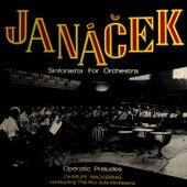 Janacek Sinfonietta For Orchestra by Pro Arte Orchestra