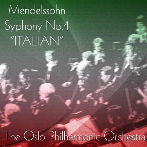 Mendelssohn's Symphony No. 4 'Italian' by Oslo Philharmonic Orchestra