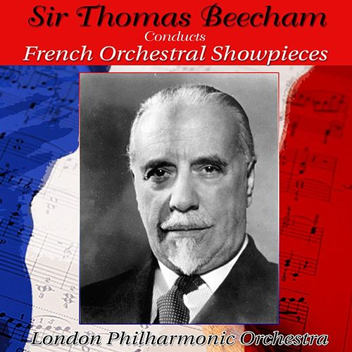French Orchestral Showpieces by London Philharmonic Orchestra