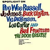 Spotlight On by Pee Wee Russell